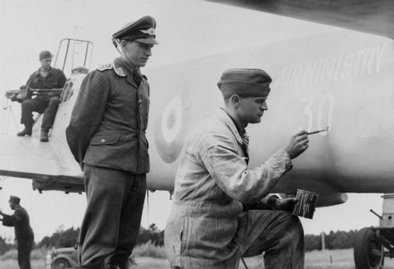 Prisonniers de la Luftwaffe 21510