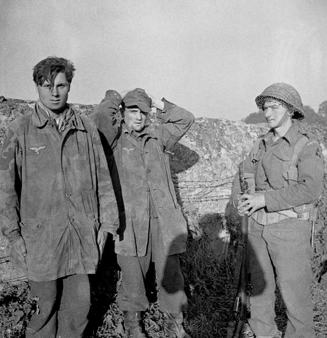 Prisonniers de la Luftwaffe 217