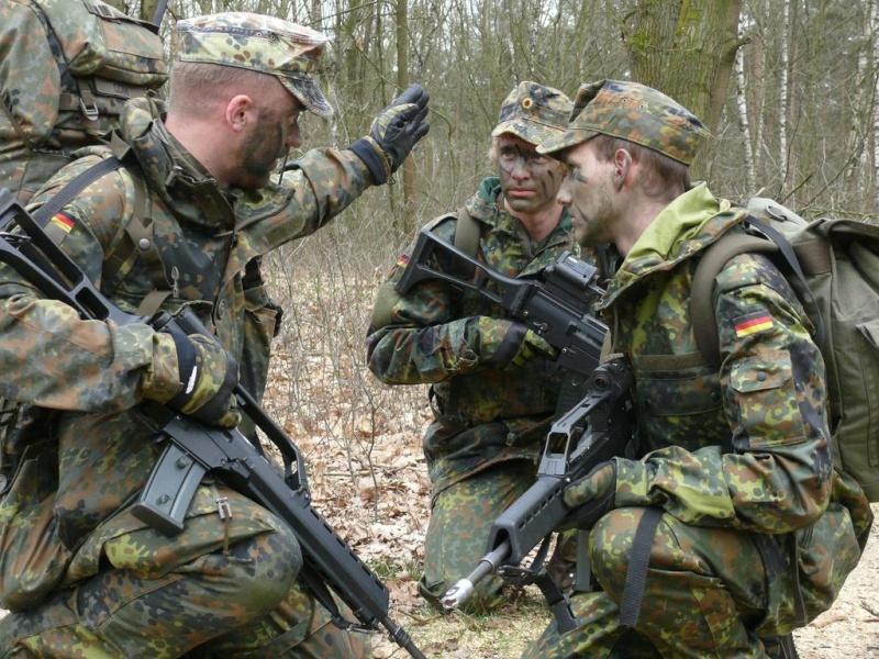 L'influence du camouflage allemand ww2, de nos jours. 30809710