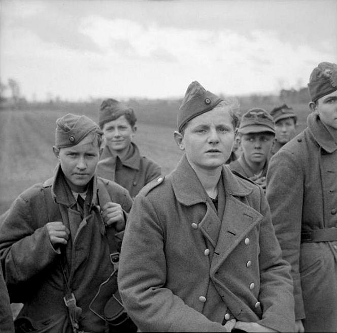 Prisonniers de la Luftwaffe 613
