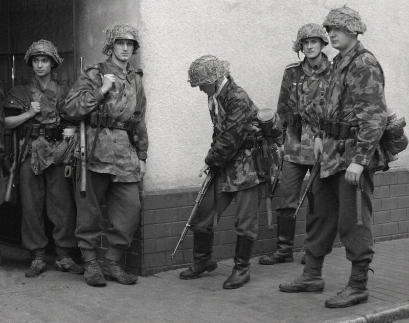L'influence du camouflage allemand ww2, de nos jours. Bankst11