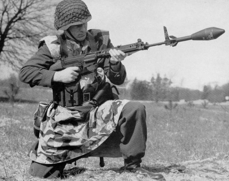 L'influence du camouflage allemand ww2, de nos jours. G11010