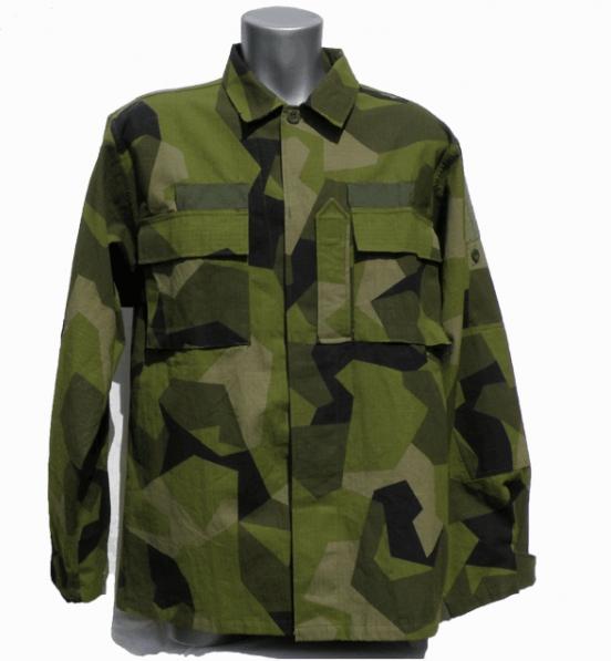 L'influence du camouflage allemand ww2, de nos jours. Suedoi10