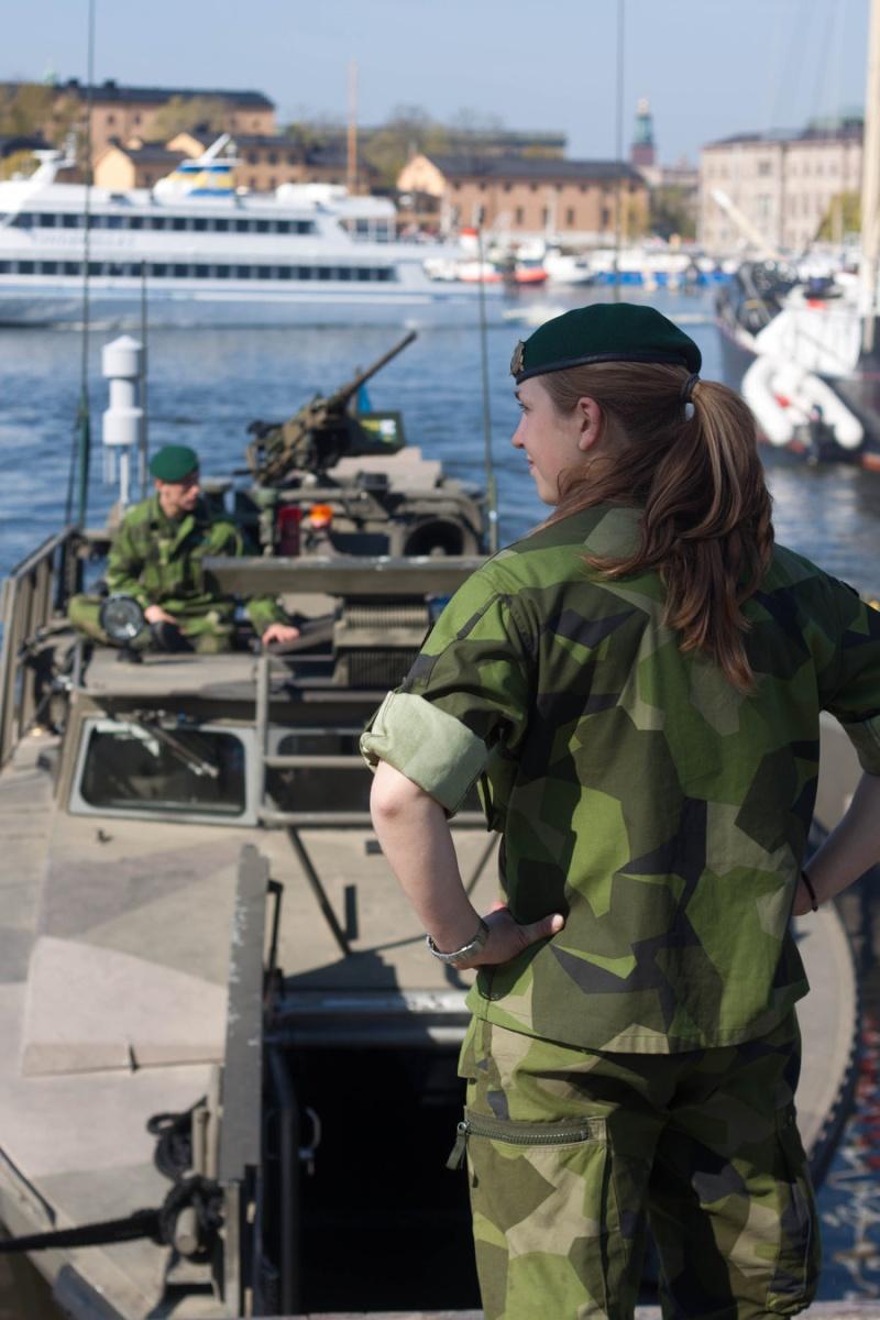L'influence du camouflage allemand ww2, de nos jours. Swedis10