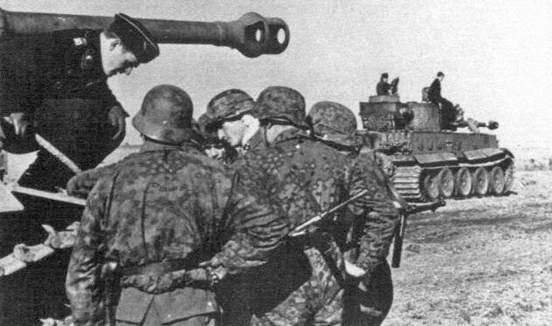 L'influence du camouflage allemand ww2, de nos jours. Totenk10