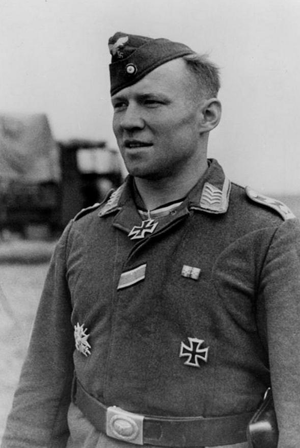 Les Calots de la Luftwaffe Zef1010