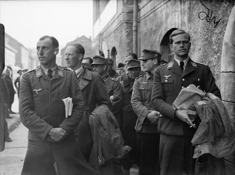 Prisonniers de la Luftwaffe Zs510