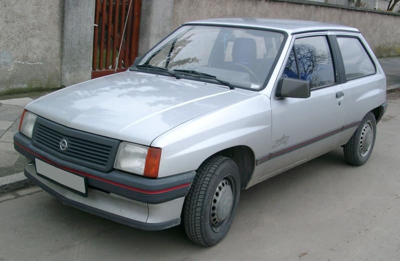 Sur quelle voiture avez-vous appris à conduire ? - Page 3 Opel_c10