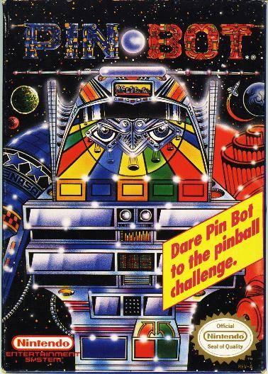 Votre premier jeux de flipper Pinbot10