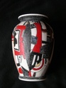 Abstract vase Orient10