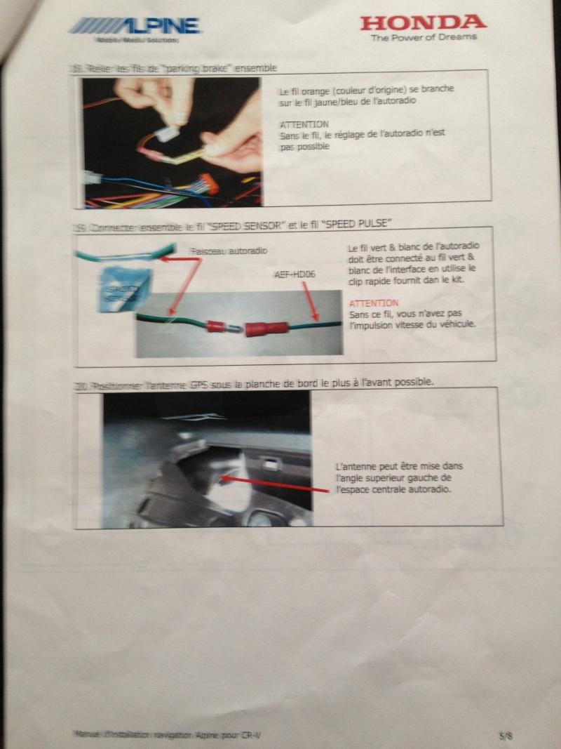 [crz][accessoire audio] ALPINE INE S900 R - Page 2 Img_0125