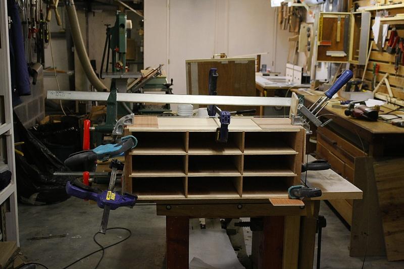 [Fabrication] Un meuble à 9 tiroirs - Page 2 Collag10