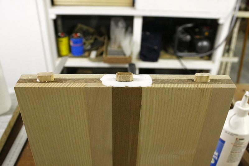 [Fabrication] Un tabouret Collag12