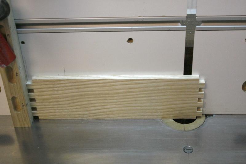 [Fabrication] Un meuble à 9 tiroirs Fraisa14