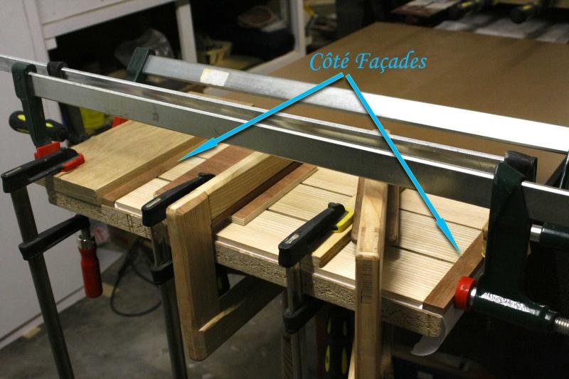 [Fabrication] Un meuble à 9 tiroirs - Page 2 Interc11