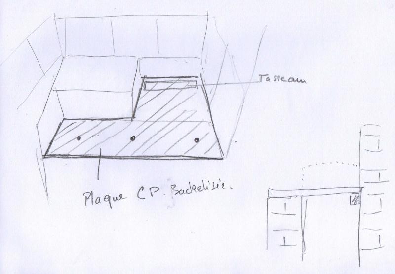 installation lavabo et mauvaise surprise Porte11