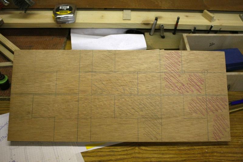 [Fabrication] Un meuble à 9 tiroirs Presse10