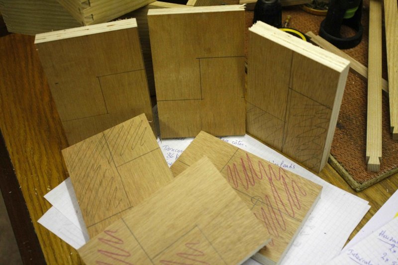 [Fabrication] Un meuble à 9 tiroirs Presse17