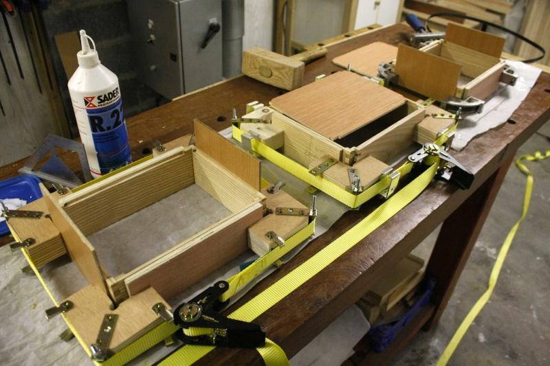 [Fabrication] Un meuble à 9 tiroirs Presse18