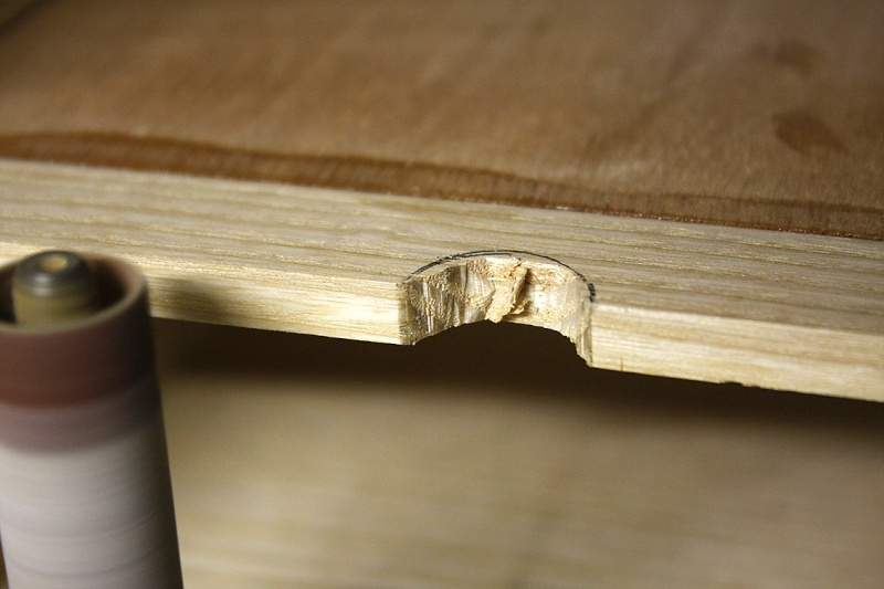 [Fabrication] Un meuble à 9 tiroirs - Page 2 Roulea10