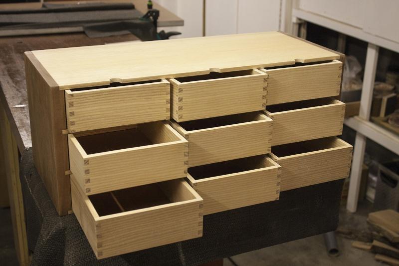 [Fabrication] Un meuble à 9 tiroirs - Page 2 Tiroir10