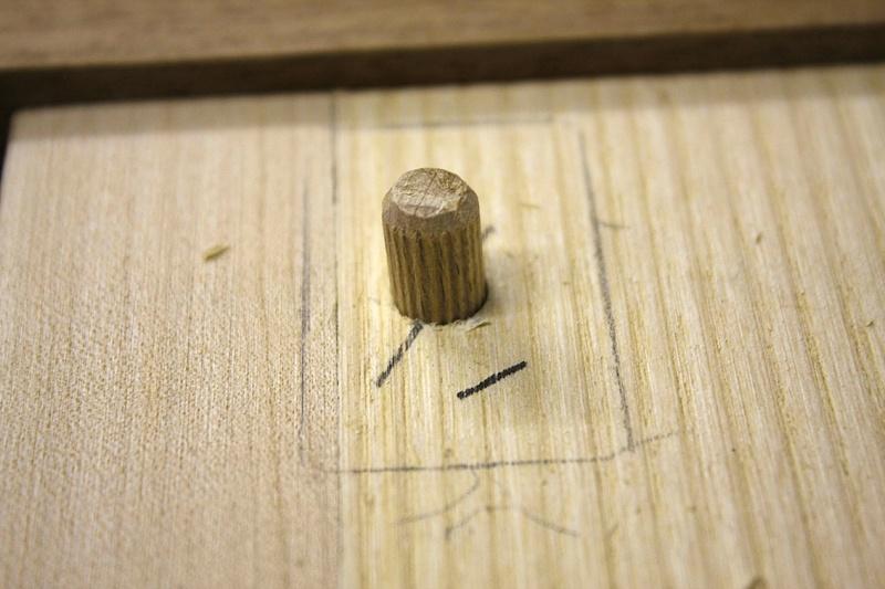 [Fabrication] Un tabouret - Page 2 Touril10