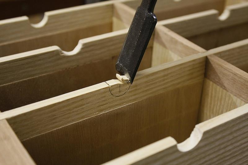 [Fabrication] Un meuble à 9 tiroirs - Page 2 Traca-10
