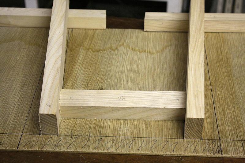 [Fabrication] Un tabouret Traver10