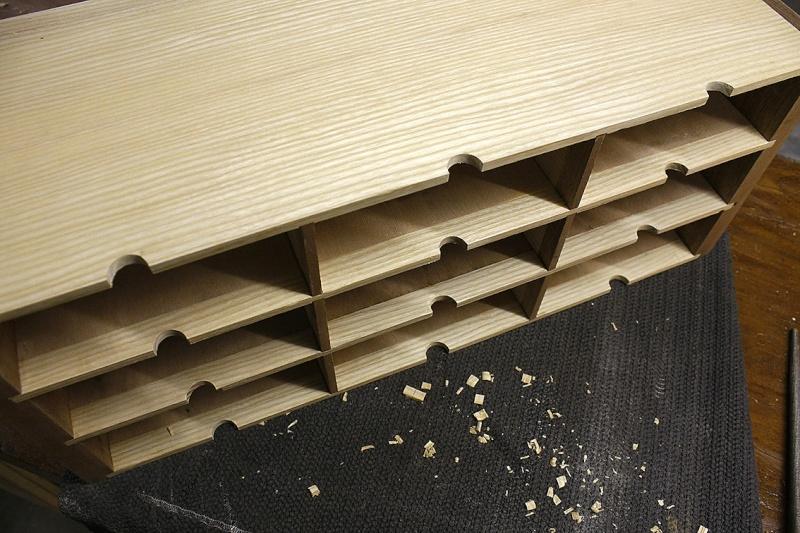 [Fabrication] Un meuble à 9 tiroirs - Page 2 Vu-du-10