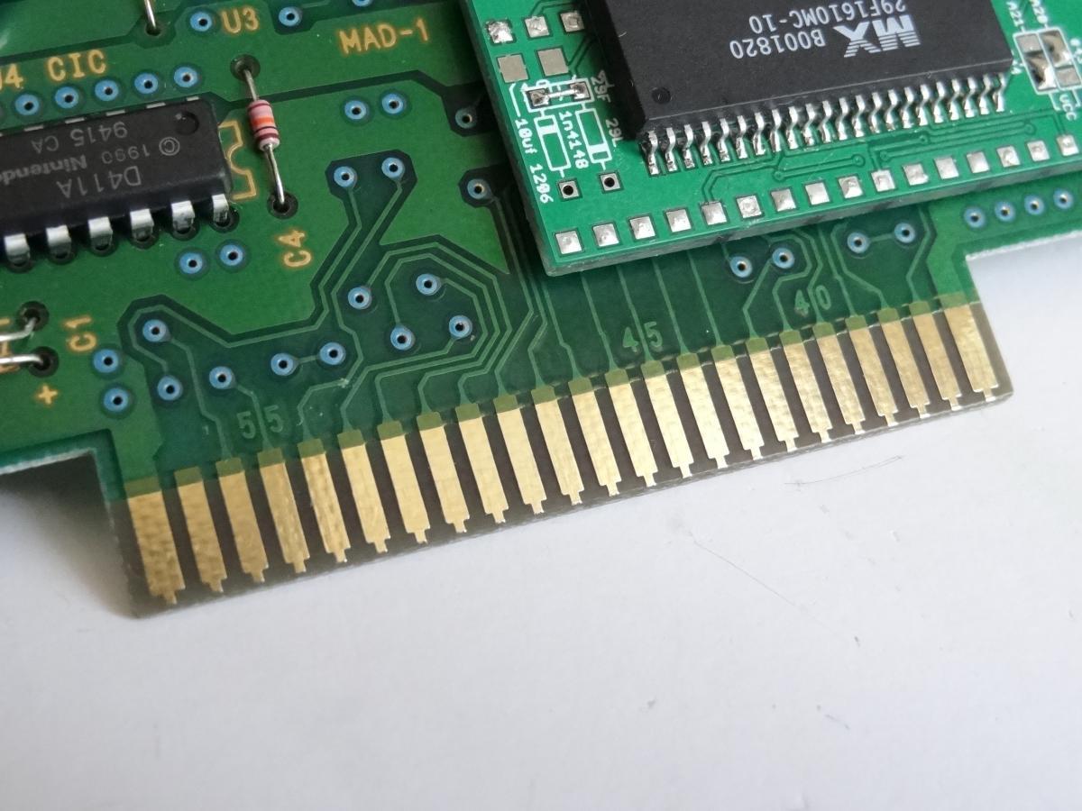 Nettoyage des cartouches NES Post-513