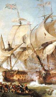 1° juin 1794 : Le VENGEUR livre son dernier combat. 119