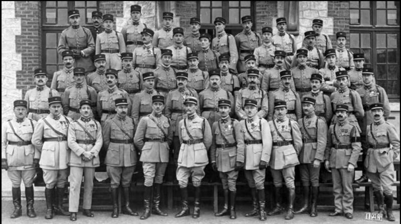 Photos rares de la Grande Guerre, seasons 2. 1110