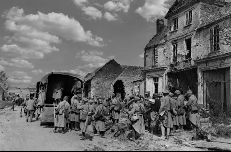 Photos rares de la Grande Guerre, seasons 2. 1310