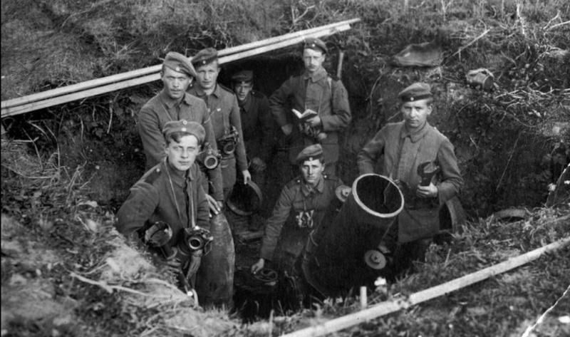 Photos rares de la Grande Guerre, seasons 2. 2210