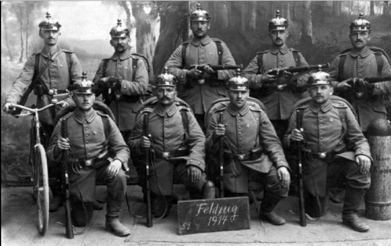 Photos rares de la Grande Guerre, seasons 2. 2310