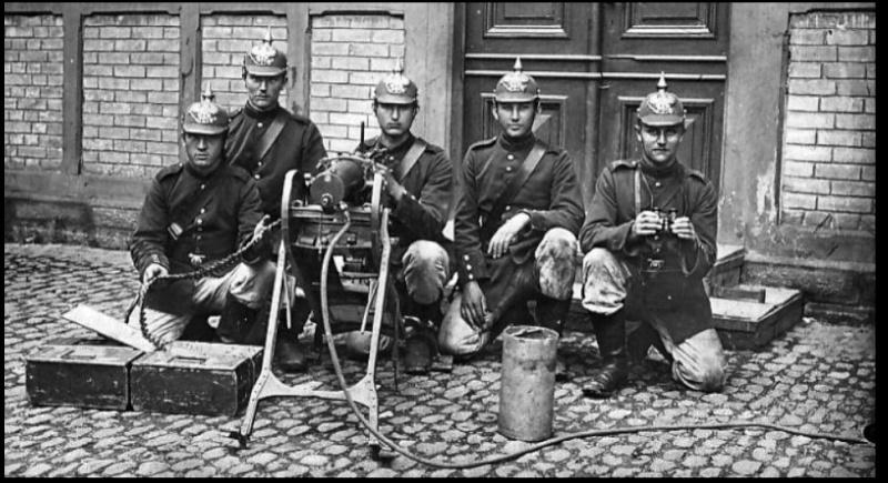 Photos rares de la Grande Guerre, seasons 2. 2410