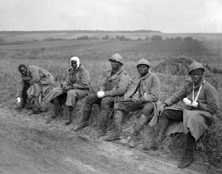 Photos rares de la Grande Guerre, seasons 2. 2610