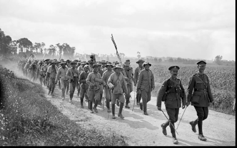 Photos rares de la Grande Guerre, seasons 2. 2710
