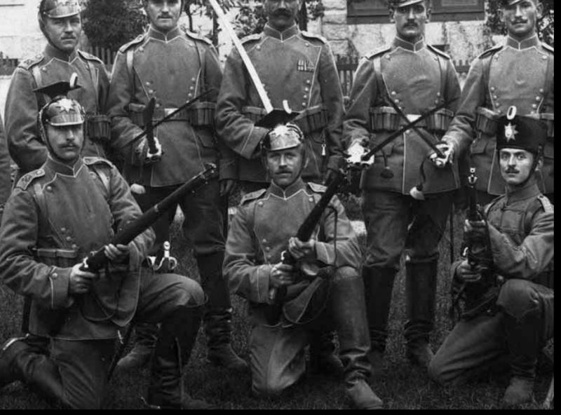 Photos rares de la Grande Guerre, seasons 2. 4910