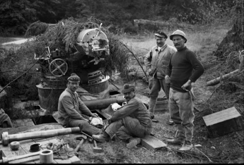 Photos rares de la Grande Guerre, seasons 2. 510