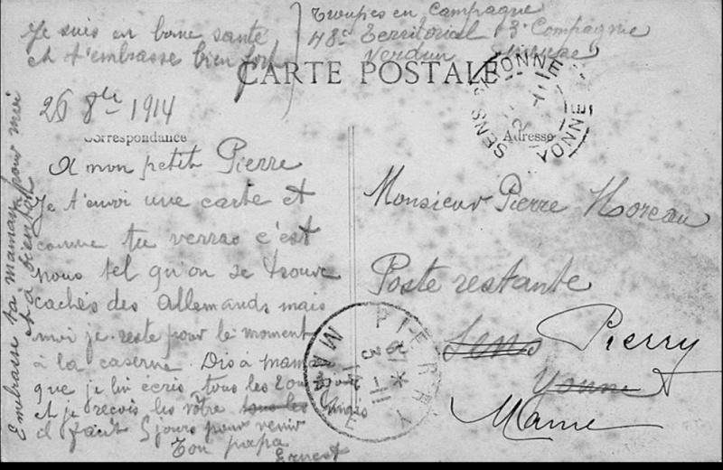 Photos rares de la Grande Guerre, seasons 2. 5310