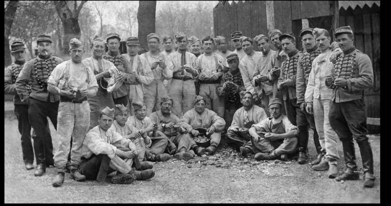 Photos rares de la Grande Guerre, seasons 2. 5410