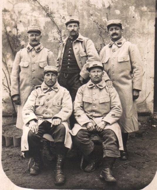Les fratries décimées pendant la Grande Guerre !!! 5f310