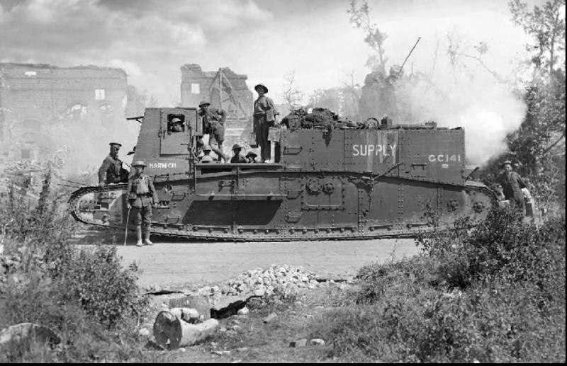 Photos rares de la Grande Guerre, seasons 2. 710