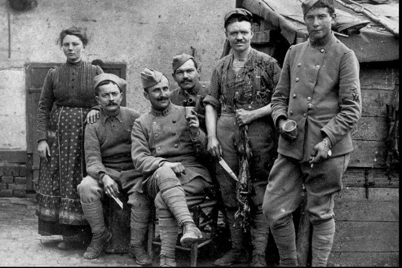 Photos rares de la Grande Guerre, seasons 2. 910
