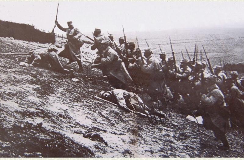 bataille de l'artois en 1915 A113