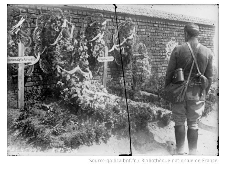 bataille de l'artois en 1915 A213