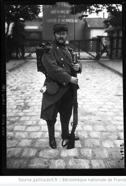 342 photos inédites de la Grande guerre !!! G10