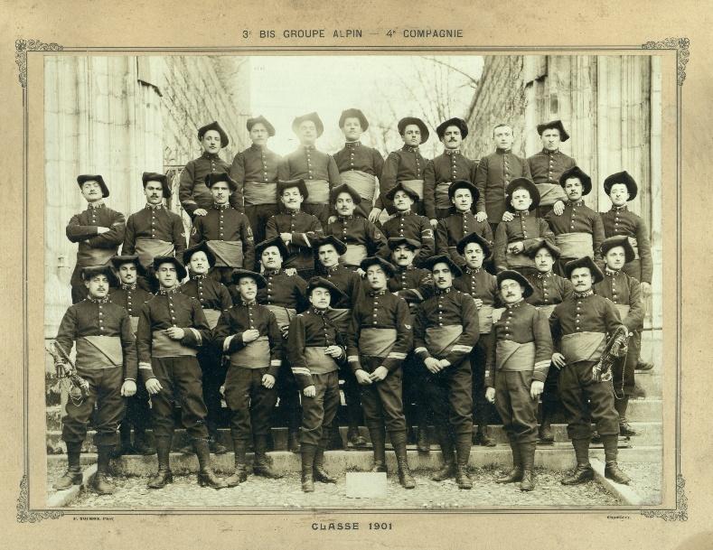 342 photos inédites de la Grande guerre !!! G1010