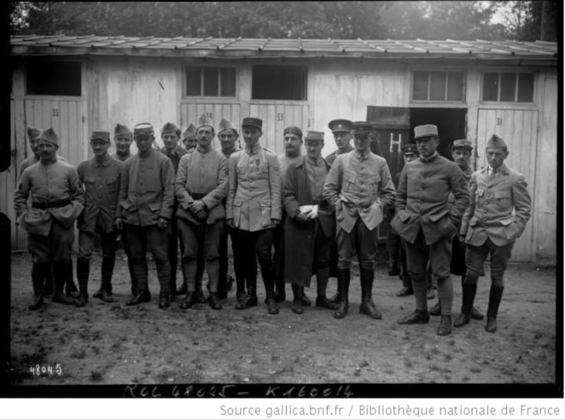 342 photos inédites de la Grande guerre !!! Gg10910